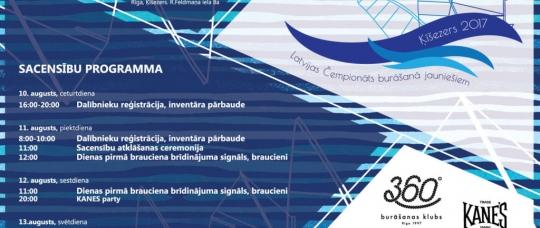 LATVIJAS ČEMPIONĀTS TECHNO293 2017
